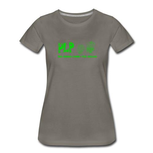 PLP Ladies Shirt - Women's Premium T-Shirt