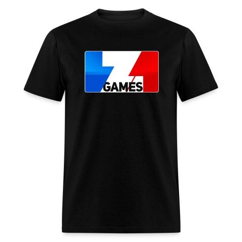 35% OFF ZoominGames So MLG : black - Men's T-Shirt