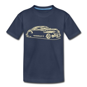Marcia Campbell 42 Ford Kids - Kids' Premium T-Shirt