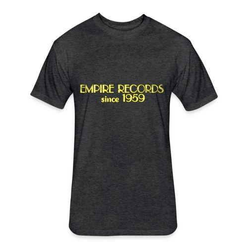 Empire Records - Fitted Cotton/Poly T-Shirt by Next Level