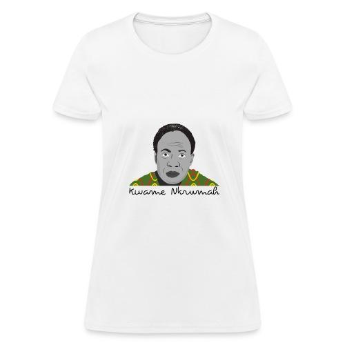 Kwame Nkrumah - Women's T-Shirt