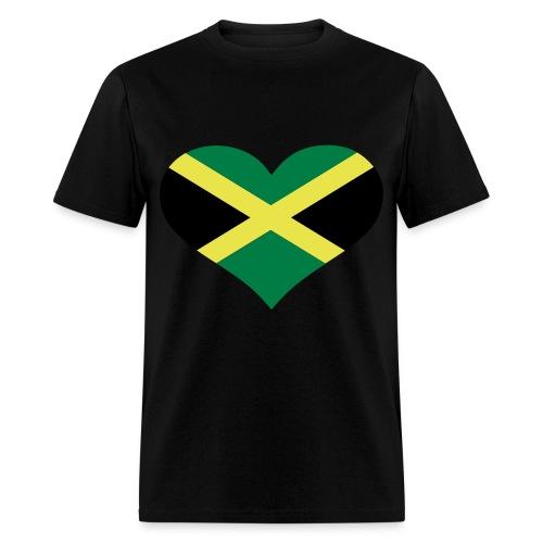 Jamaican Love (Men) - Men's T-Shirt