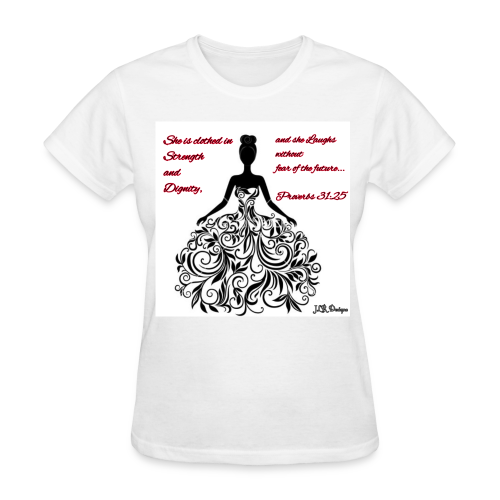 Clothed - Women's T-Shirt