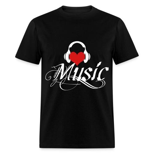 Melody (Mens) - Men's T-Shirt