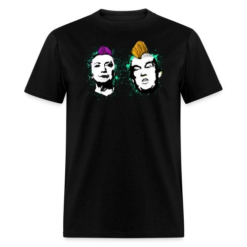 Punk Politics - Men's T-Shirt
