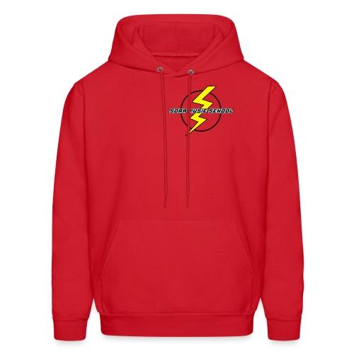 Lightning Flash - Men's Hoodie