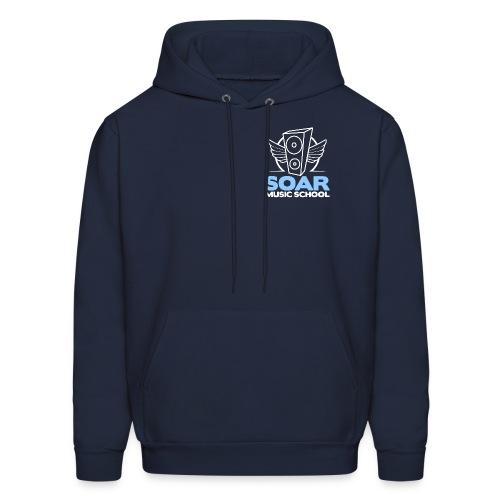 Chest Logo - Men's Hoodie