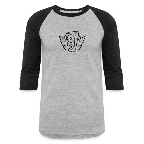 Logo Only - Baseball T-Shirt