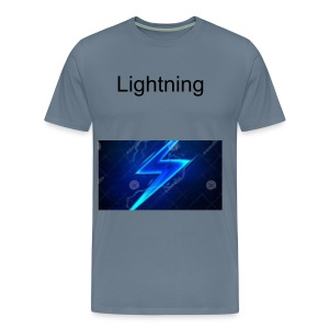 Lightning Shirt - Men's Premium T-Shirt