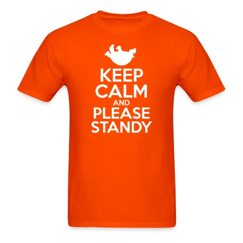 Please Standy! (Men's) - Men's T-Shirt