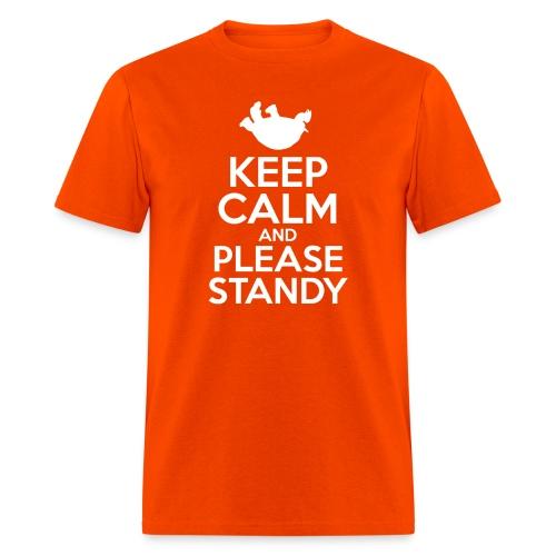 Please Standy! (Men's) - Men's T-Shirt