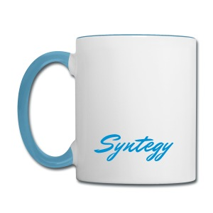 Syntegy Premium Coffee mug - Contrast Coffee Mug