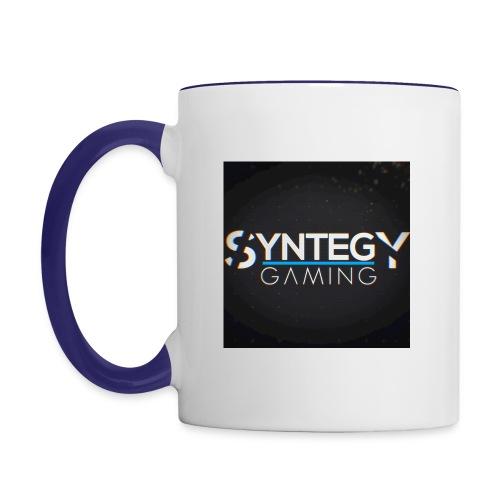 Syntegy Coffee Mug   - Contrast Coffee Mug