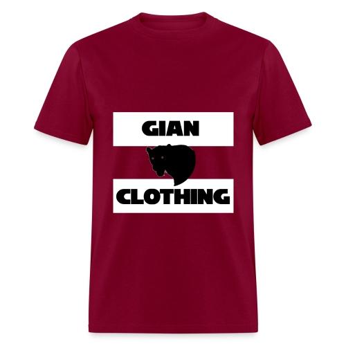 Short Sleeved T-Shirt with Logo Tre - Men's T-Shirt