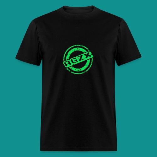Men Black/Green - Men's T-Shirt