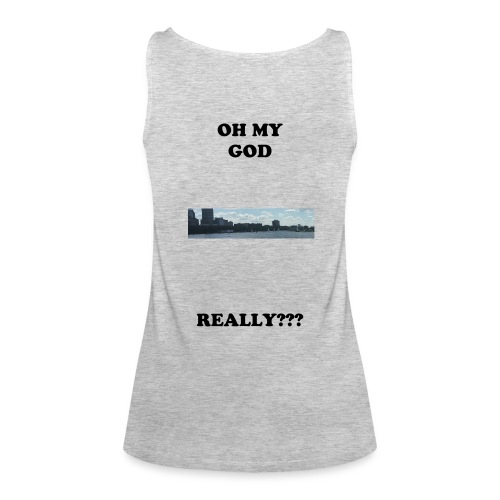 What you looking at? - Women's Premium Tank Top