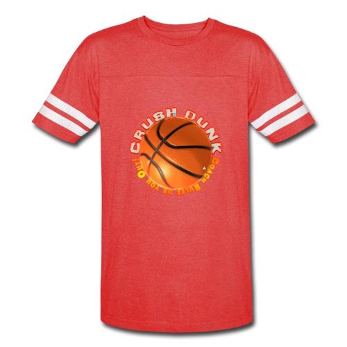 Crush Dunk Vintage Sport T-shirt - Vintage Sport T-Shirt