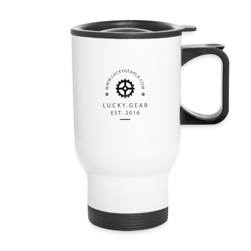 LuckyGear Branded Travel Cup - Travel Mug