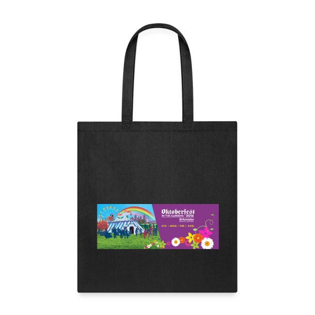 Dj Thieves - Oktoberfest 2016 Tote Bag Limited Edition
