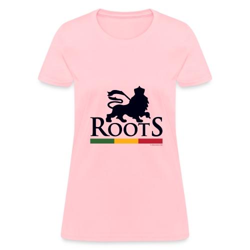 Roots Africa - Women's T-Shirt