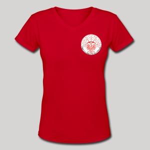 PGSM - Women's V-Neck T-Shirt