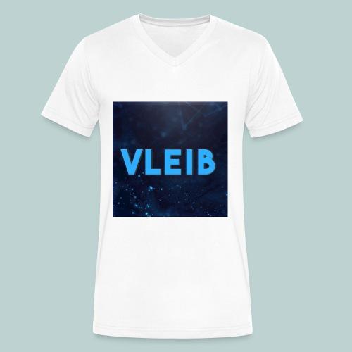 Vleib Men's V Neck T Shirt - Men's V-Neck T-Shirt by Canvas