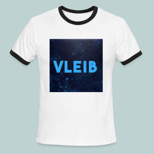 Vleib Men's Ringer T Shirt - Men's Ringer T-Shirt
