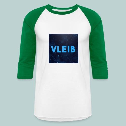 Vleib Men's Baseball T Shirt - Baseball T-Shirt