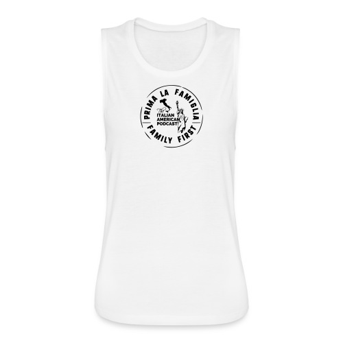 Women's Flowy Muscle Tank by Bella - Women's Flowy Muscle Tank by Bella