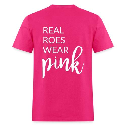 FF16 - Phoenix Dawn - Pink Roes - Men's T-Shirt