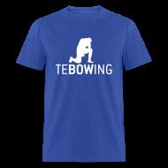 T-Shirts ~ Men's T-Shirt ~ Classic Tebowing