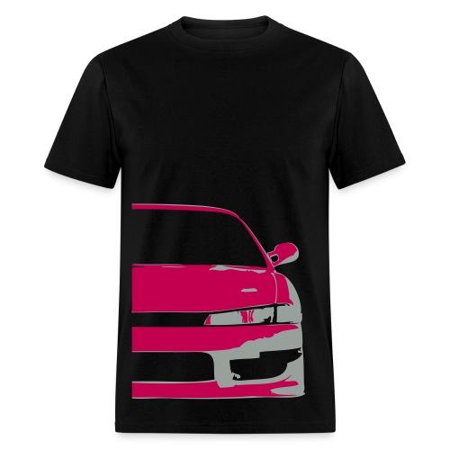 S14 Silvia - Pink/Grey - Men's T-Shirt