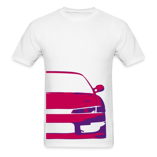 S14 Silvia - Pink - Men's T-Shirt