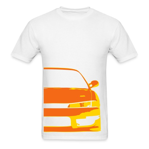 S14 Silvia - Orange - Men's T-Shirt