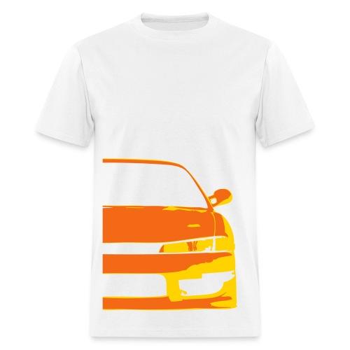 S14 Silvia - Orange - Men's T-Shirt