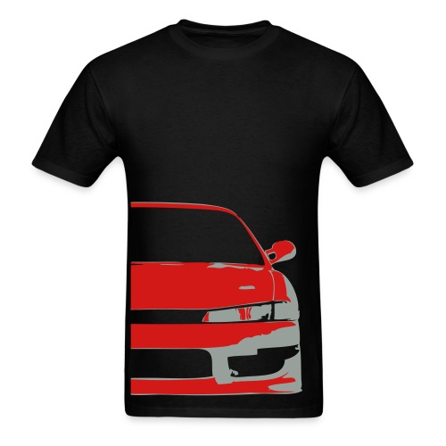 S14 Silvia - Red - Men's T-Shirt