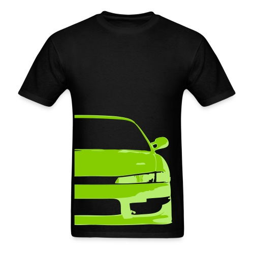 S14 Silvia - Green - Men's T-Shirt