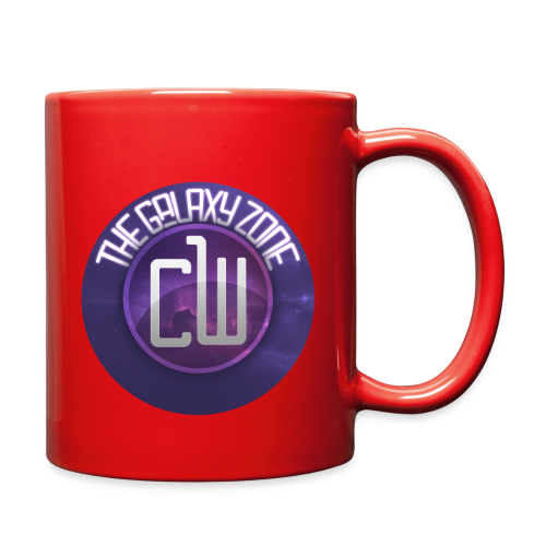 Coffee Cup(Dark With Light Text) - Full Color Mug
