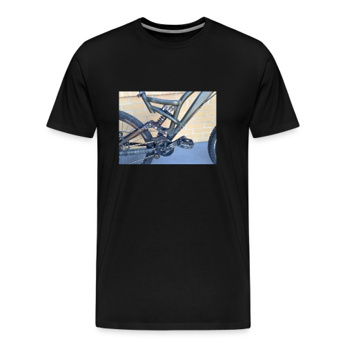 bike shirt beta 2 - Men's Premium T-Shirt