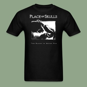 Place of Skulls - The Black Is Never Far T-Shirt (men's) - Men's T-Shirt