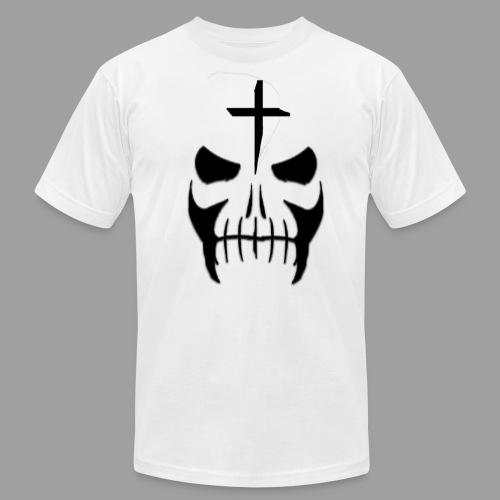 Otis Men White Shirt By American Apparel - Men's  Jersey T-Shirt