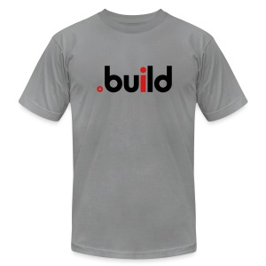 .build one world (M) - Men's T-Shirt by American Apparel