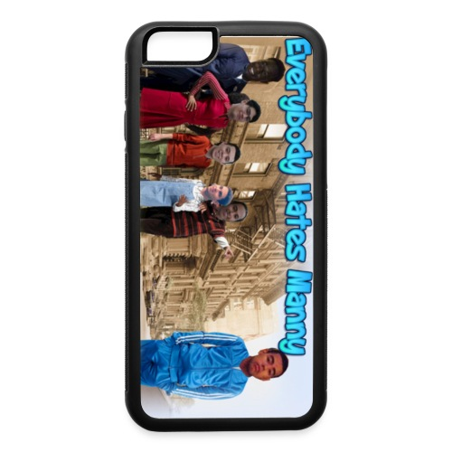 Everybody Hates Manny iPhone Case - iPhone 6/6s Rubber Case