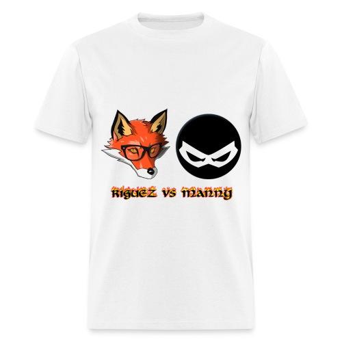 Riguez vs Manny Shirt - Men's T-Shirt