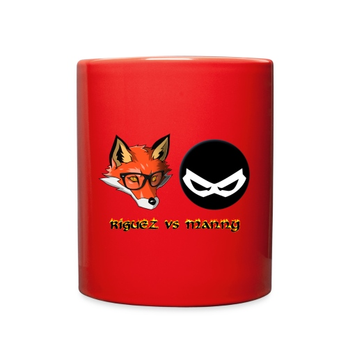 Riguez vs Manny Mug - Full Color Mug
