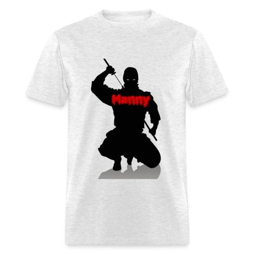 Ninja Manny Shadow Shirt - Men's T-Shirt