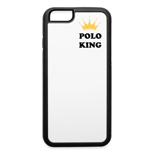 POLO KING IPHONE 6 RUBBER CASE - iPhone 6/6s Rubber Case