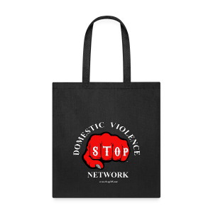 Tote Bag Stop Domestic Violence Network™ - Tote Bag