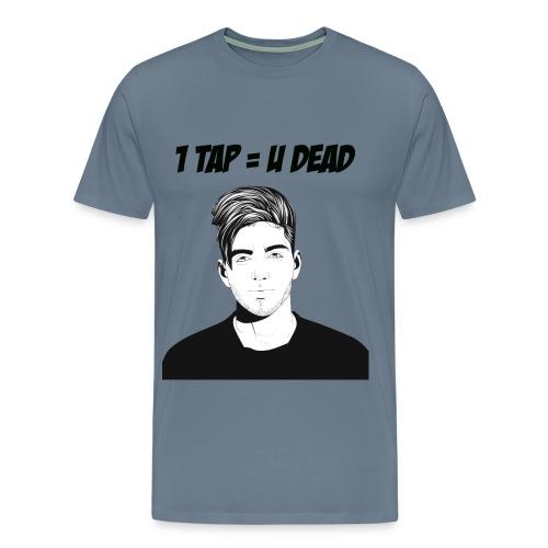 812 : light blue - Men's Premium T-Shirt