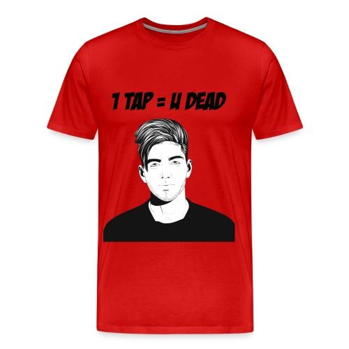 812 : red - Men's Premium T-Shirt